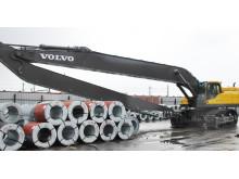 Volvo specialmaskiner - CeDe Group