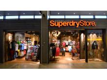 Superdry Store exteriör