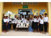 Svay Thum Primary School i Svay Chrumdistriktet i Kambodja