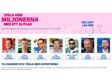 Expertkampen sju experter