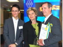 Swedish Ministry of Health presents SWECARE Export Award 2012