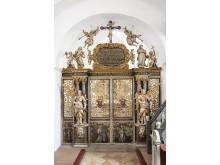 Korskranke, 1704, Korning Kirke, Danmarks Kirker Vejle Amt