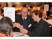 SM i Mathantverk 2011, charkjuryn gästas av minister Eskil Erlandsson
