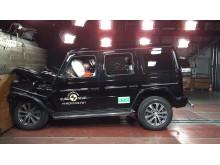 Mercedes-Benz G-Class Frontal Full Width Test