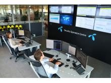 Telenor sikkerhetssenter (TSOC)