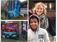 Bilder fra Kunst og nabolagsfesten 3