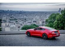 A Ford Mustang világszerte a legkelendőbb sportkupé; az európai vásárlók egyre élénkebben érdeklődnek a kultikus modell iránt