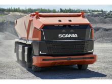 Scania AXL - autonomer Konzept-Lkw