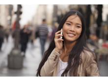 Från gammal till ny mobil