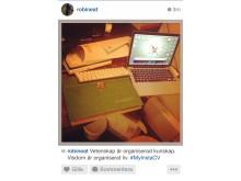 Sök jobb via Instagram