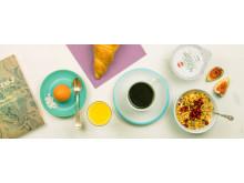Frukost förslag från Östra Medelhavet