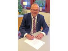 Kenneth Johansson beslut HeForShe
