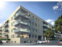 Pressmeddelande: HSB säljstartar 230 lägenheter på Hisingen