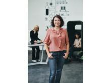 Projektledare Lucia Crevani, Mälardalens högskola