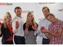 Mynewsdesk UK - Team