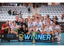 Storvreta vann sitt tredje Champions Cup-guld.