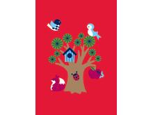 Kampanj Avtryck - Träd