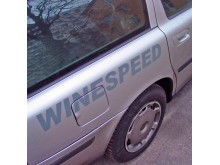 Fordonsdekor Winspeed