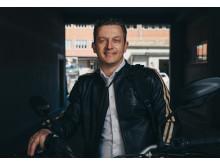 Henrik Zadig, CEO Pierce AB