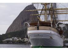 Skoleskibet DANMARK i RIO