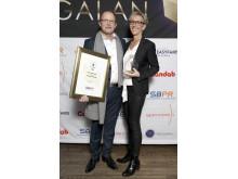Vinnare Årets Återförsäljare - Felestad Trading
