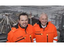 Thorgeir Landevaag og Nic Nilsen