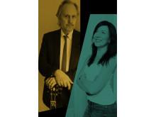 Anders F Rönnblom och Jenny Roos