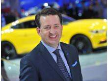 Fordin uusi muotoilusta vastaava johtaja Jowl Piaskowski