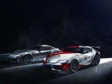Nya Toyota GR Supra GT4 Concept