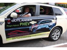 Plug-in Hybrid Outlander MY 2015