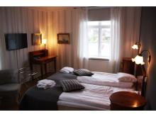 Hotellrum på Åhus Gästgivaregård