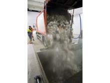 Biogasanläggningen - tömning