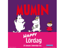 Happy Lördag Mumin