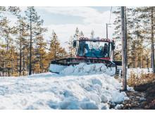 Idre Fjäll sneskovling