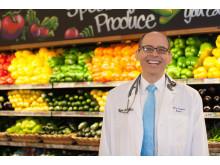 Dr Michael Greger - näringsexpert och författare som räddar liv