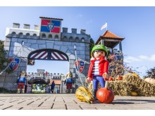 Herbst im PLAYMOBIL-FunPark