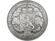 Suomen Itsenäiseksi julistautuminen 1917 muistolyönti