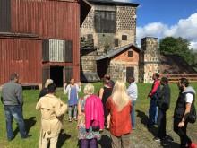 Långbans gruv- och kulturby. Foto: Värmlands museum