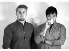 MÚK; Mattias Chrisander och Patrick Iu. Foto: Wille Skoglund
