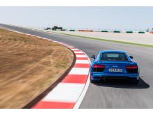 R8 Ara Blue rear