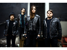 Pressebillede: Against Me!