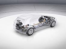Mercedes-Benz A 250 e plug-in hybrid