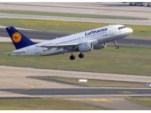 A 319 der Lufthansa