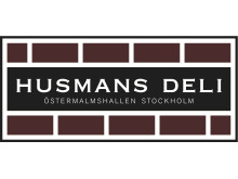 Husmans Deli logotyp