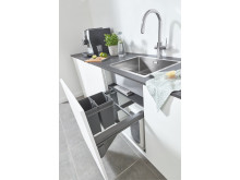 GROHE Kitchen Solutions Waste System