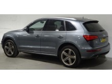 Example of the Audi used in the murder