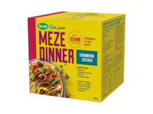 Meze Dinner Kit Shawarma Chicken