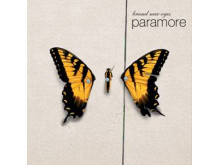 Paramore - brand new eyes albumkonvolut