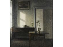 Vilhelm Hammershöi, Ett hörn i ateljén