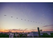 Mingelbilder från lanseringsfesten 5e sept